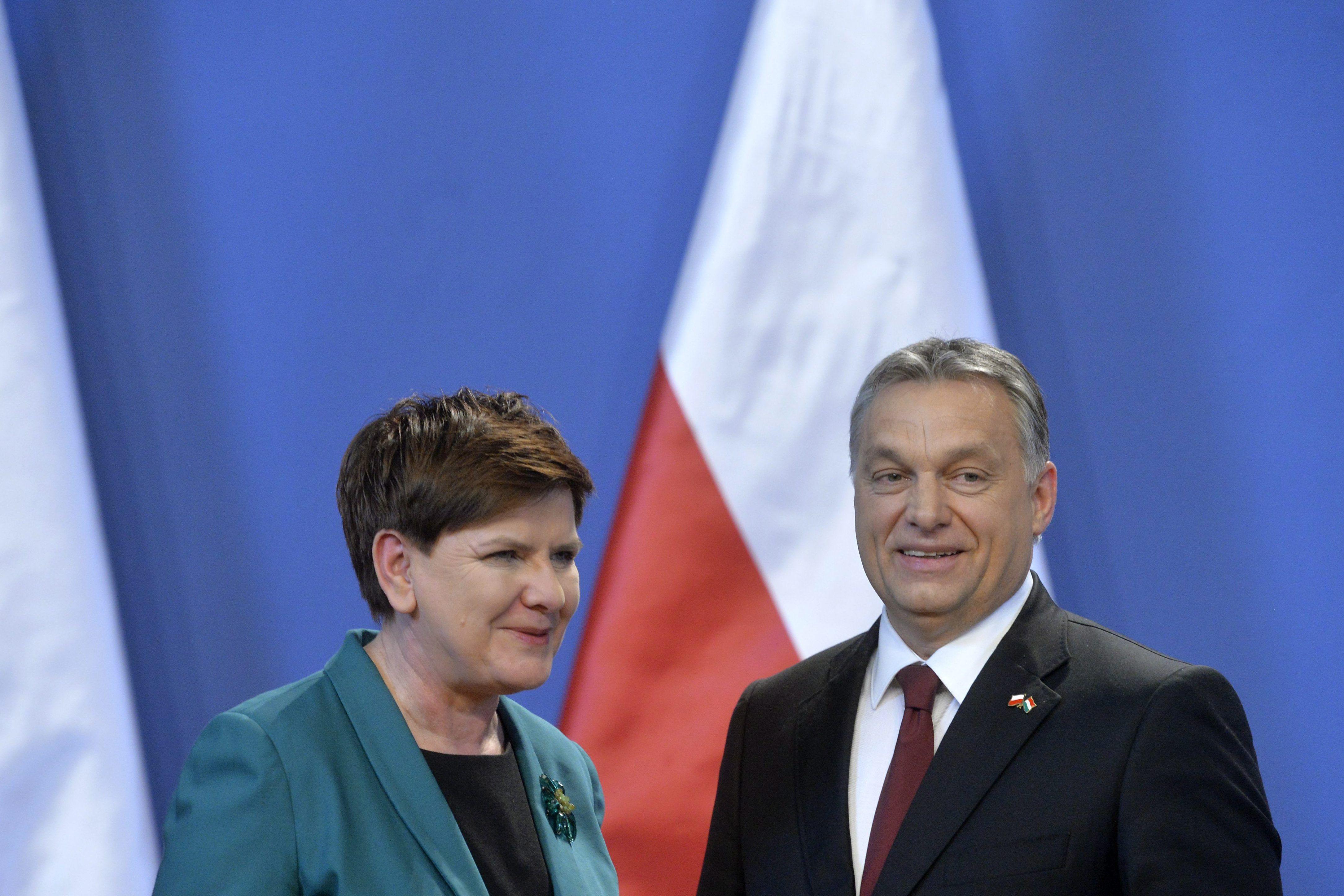 Maďarsko a Poľsko