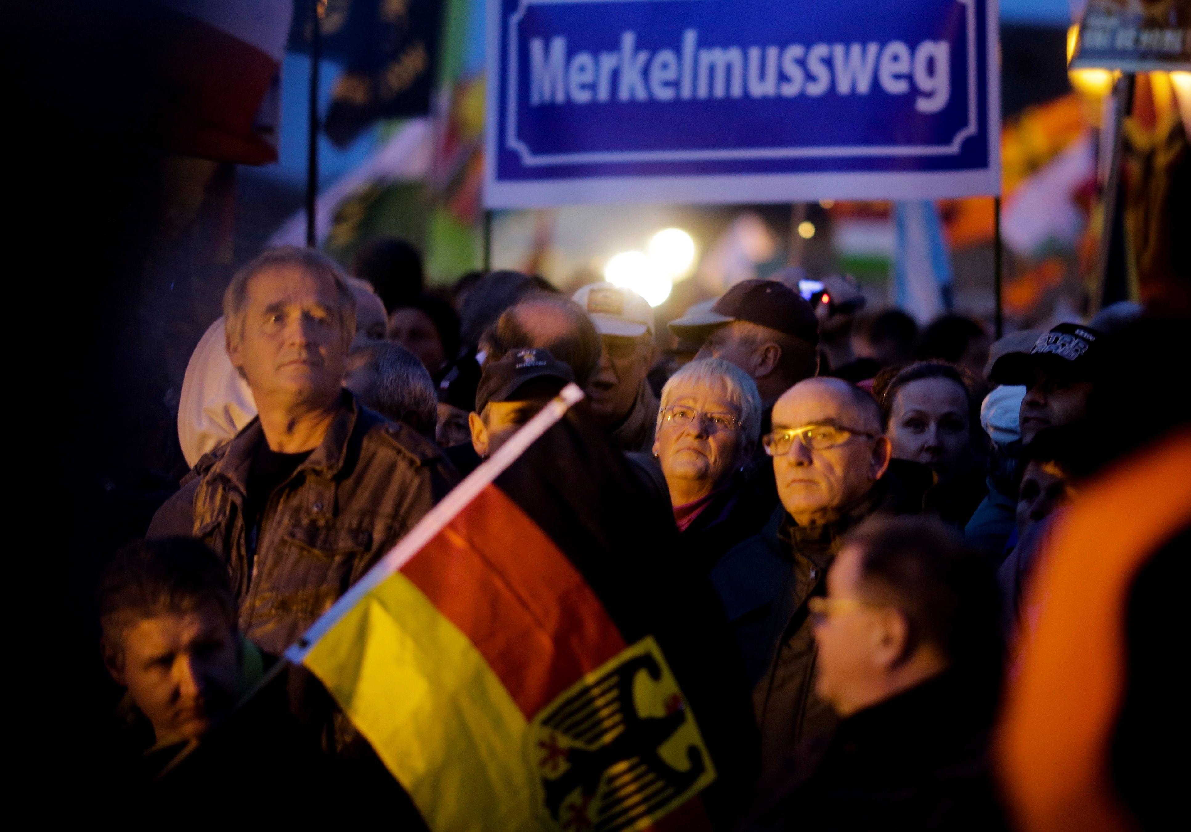 nenávistné prejavy, Nemecko, hatespeech