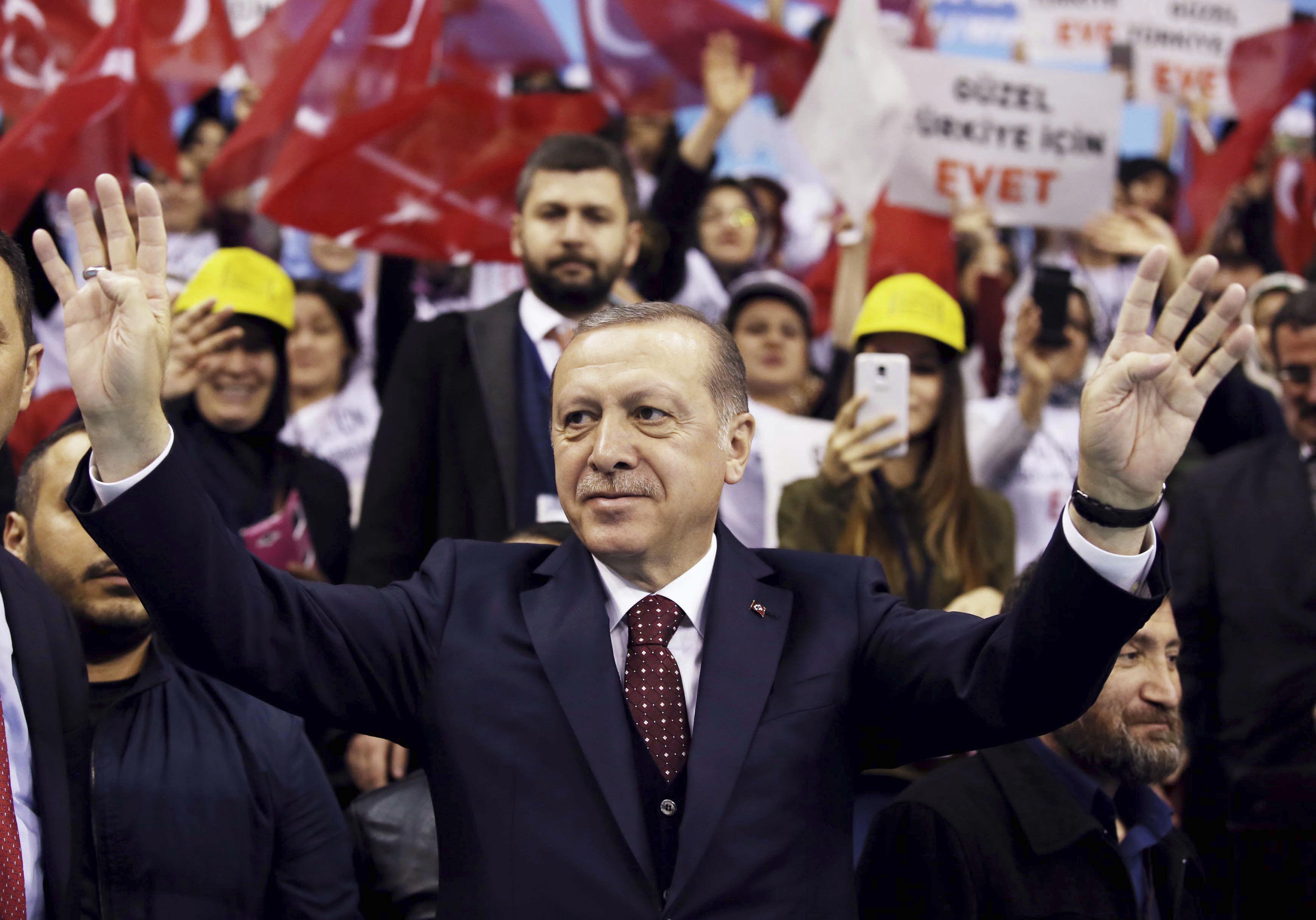 Turecko, Rakúsko, Erdogan, referendum