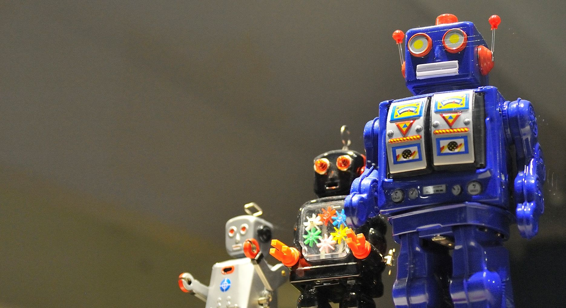 Digitalizácia, jednotný digitálny trh, robotika