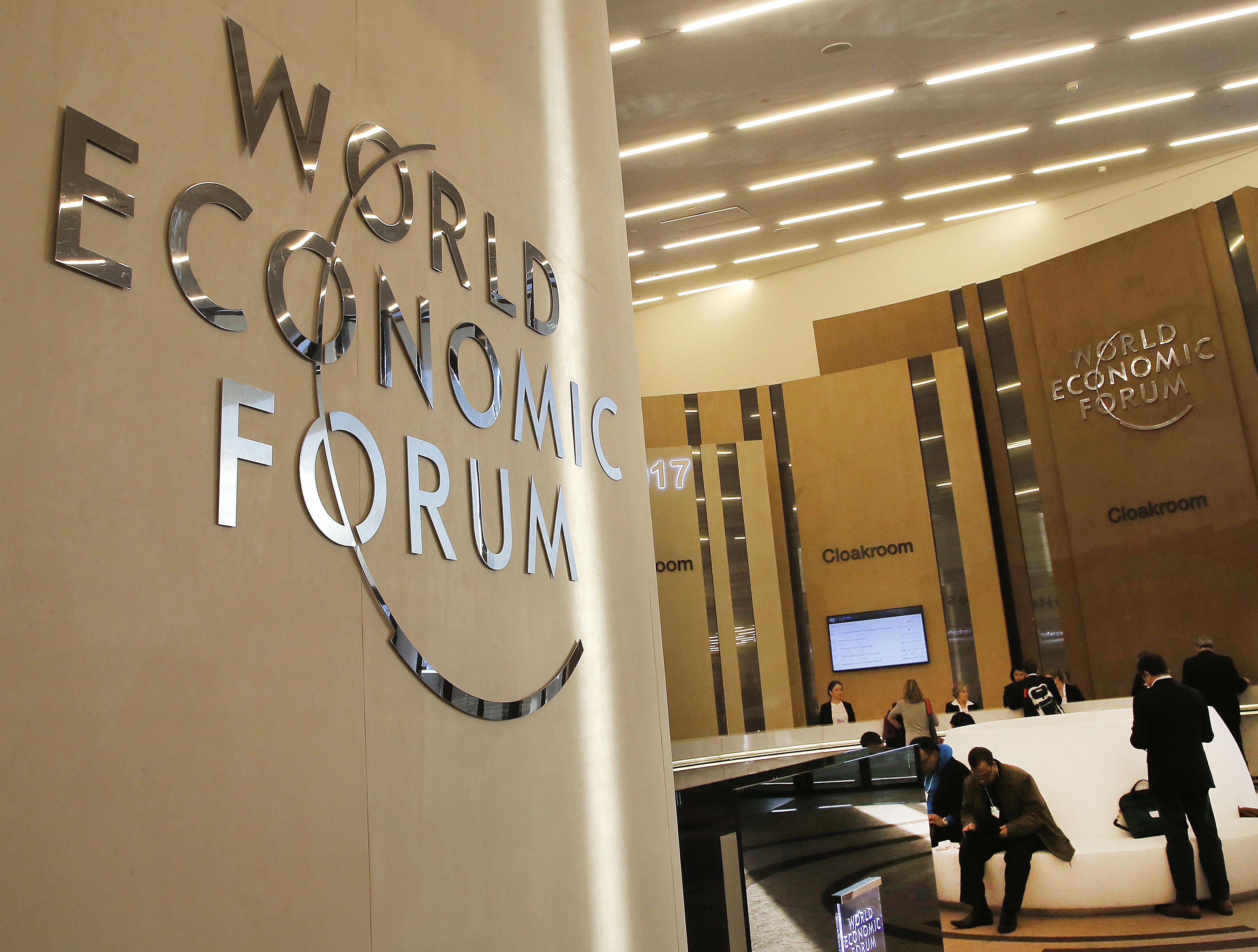 Svetové ekonomické fórum v Davose