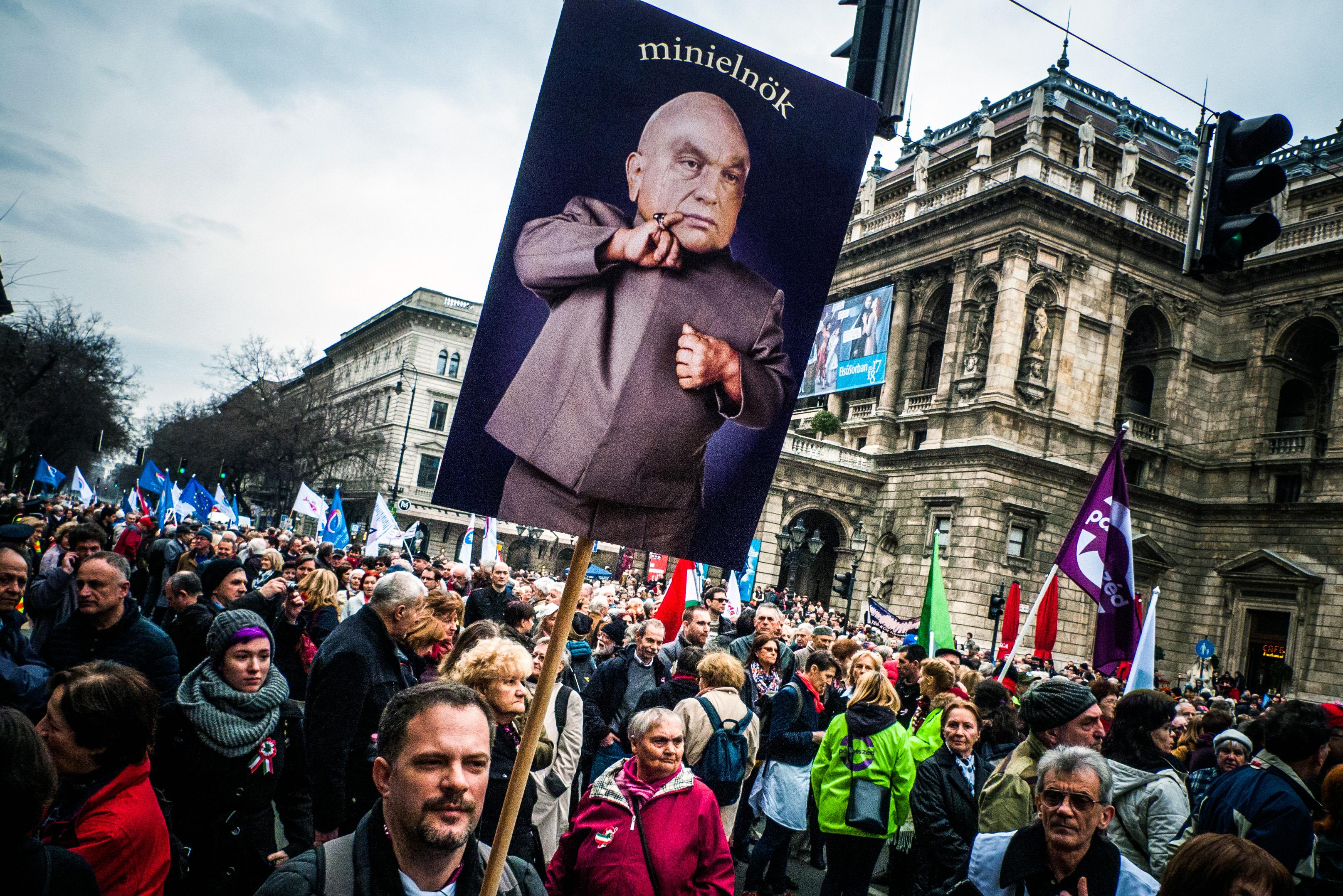 Orbán Európska ľudová strana