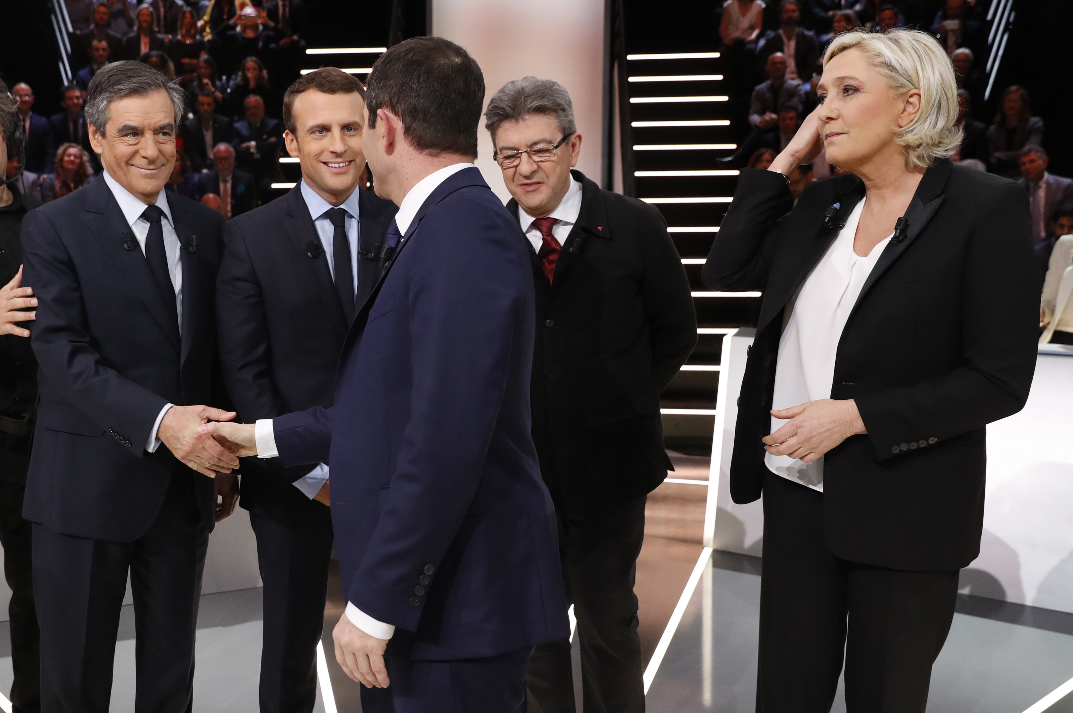 francúzske voľby 2017