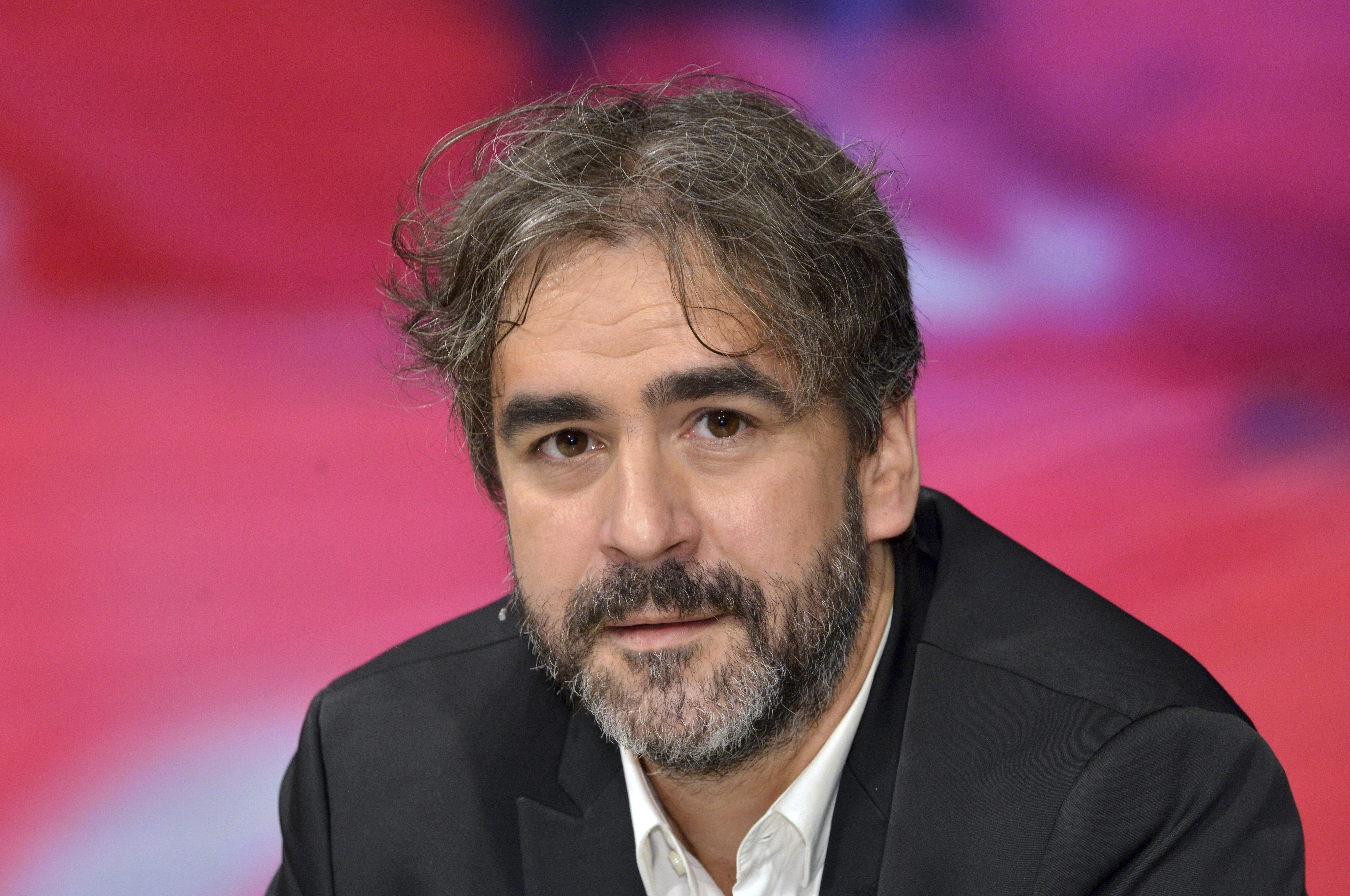Novinár Die Welt, Deniz Yücel (FOTO: TASR / AP)