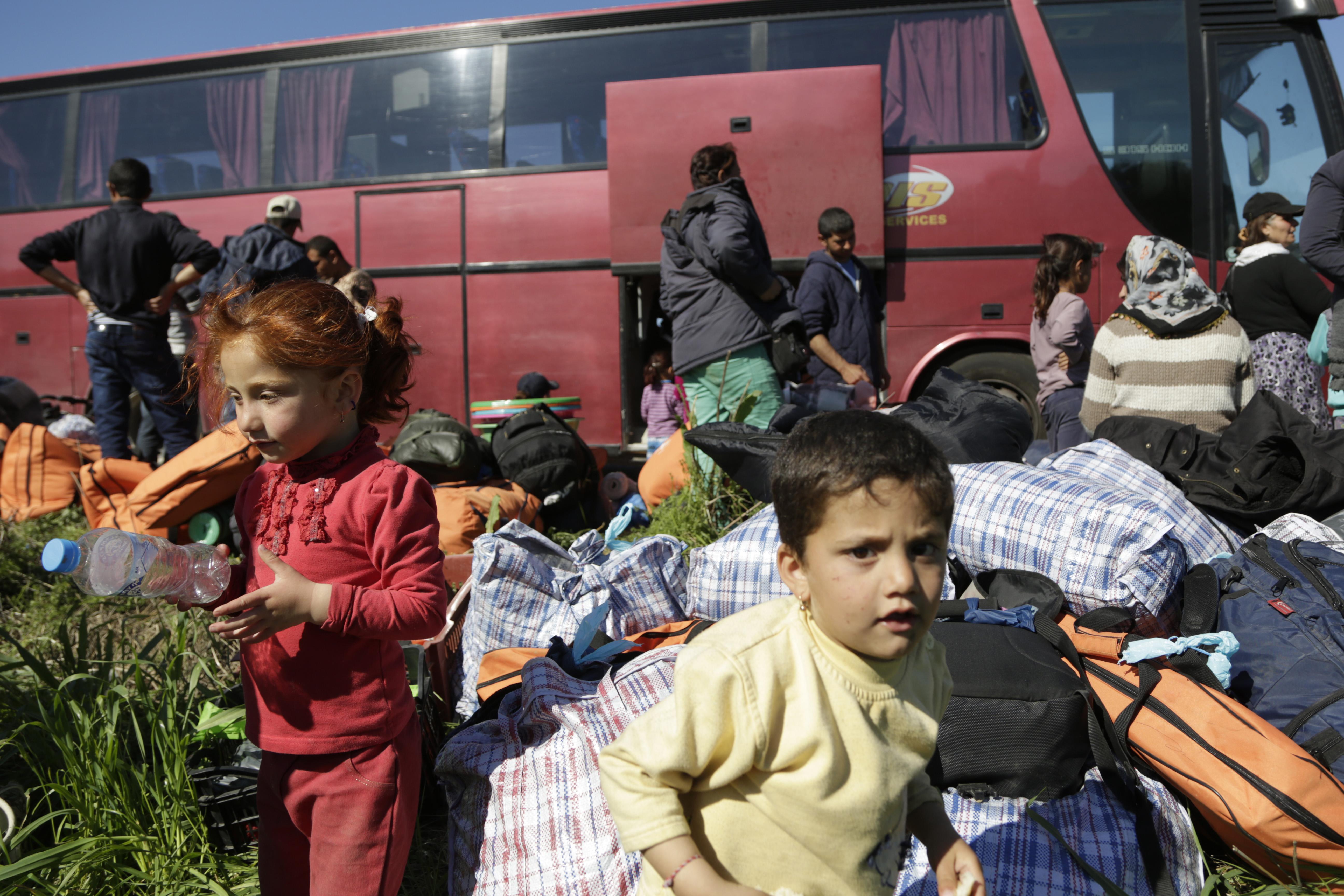 utečenci relokácie