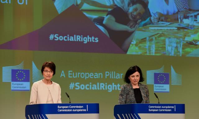 Európsky pilier sociálnych práv
