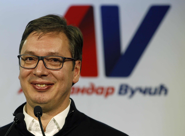 Srbsko prezident
