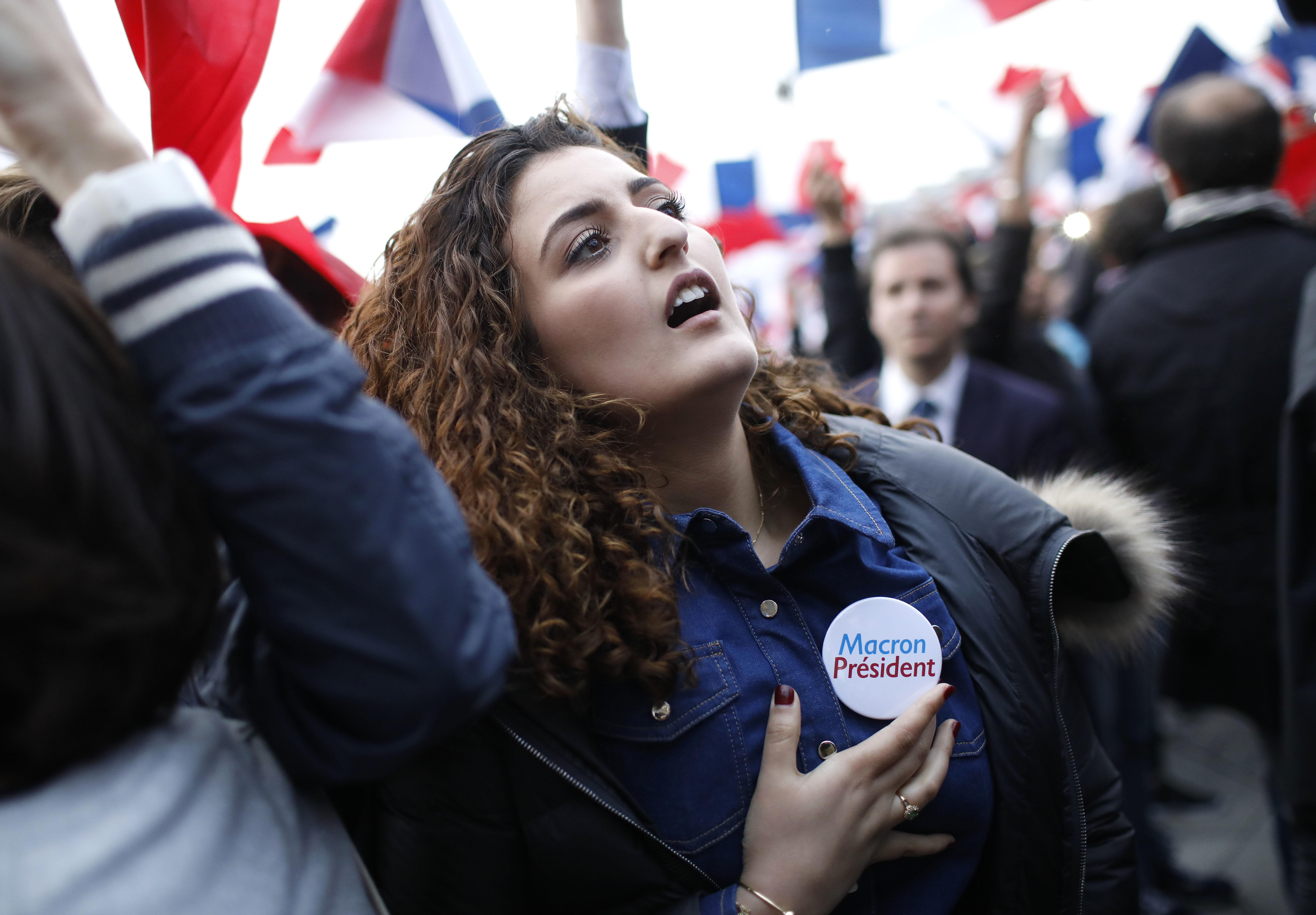 francúzske parlamentné voľby