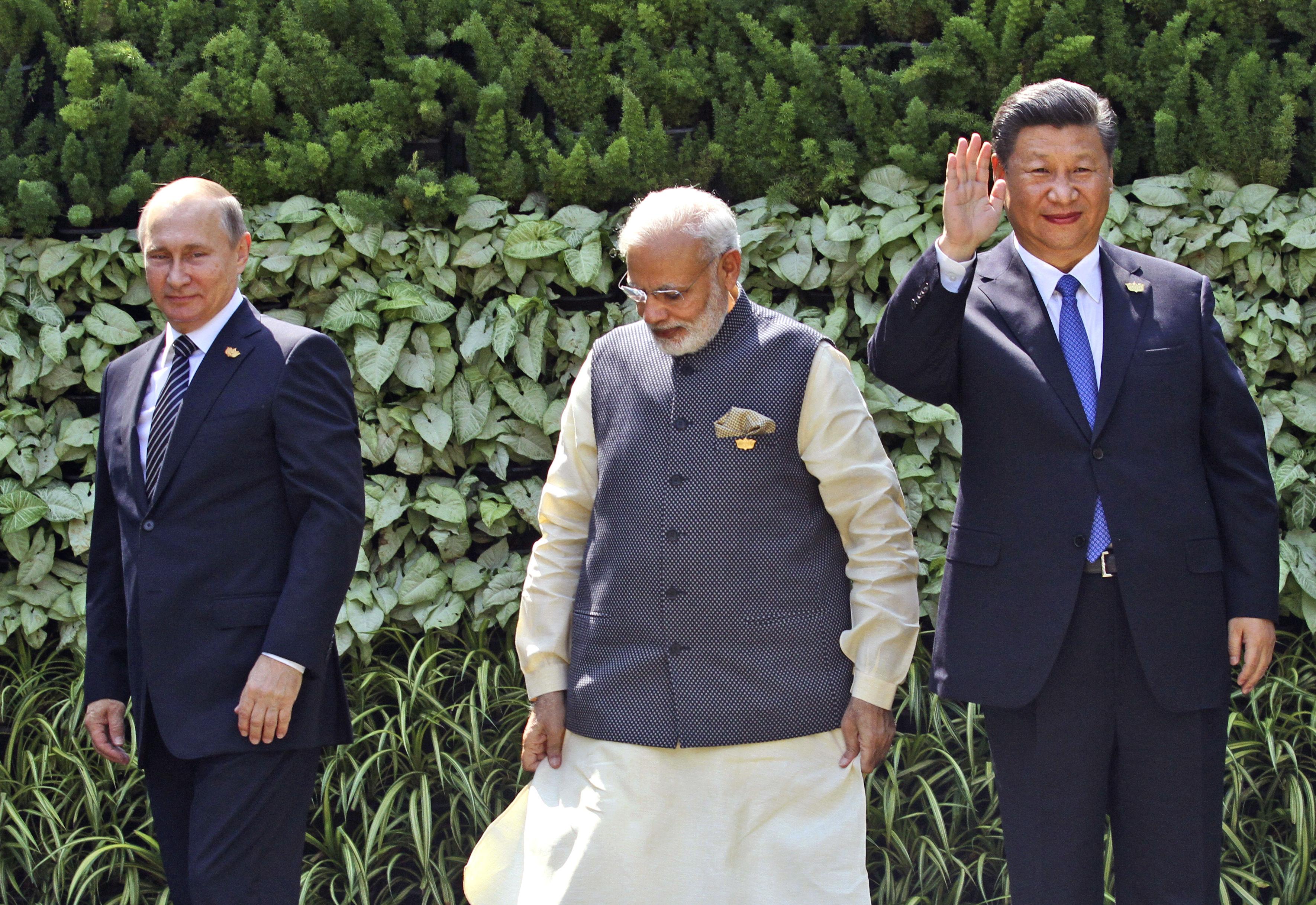 BRICs, Parížska dohoda