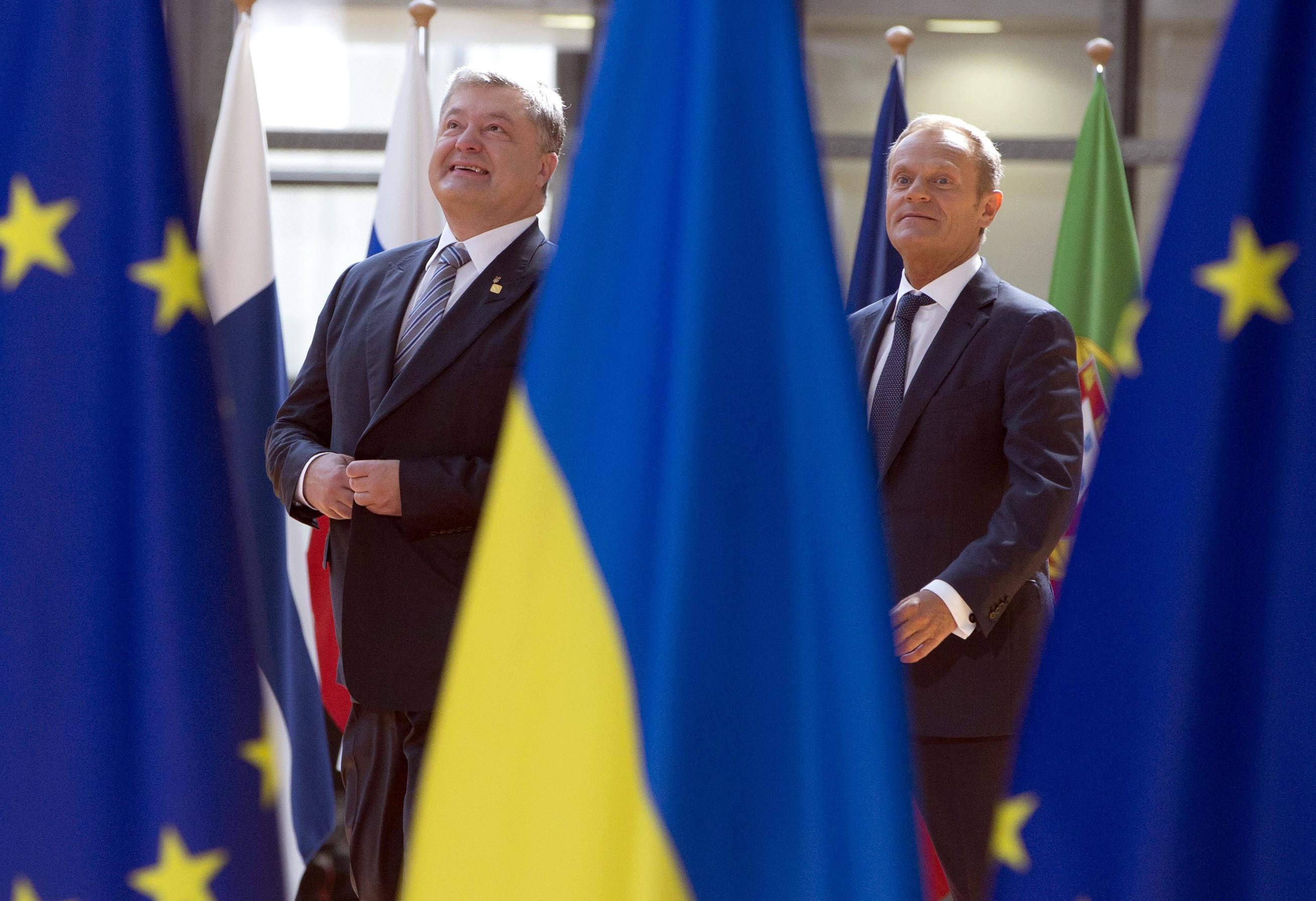 Ukrajina asociačná dohoda