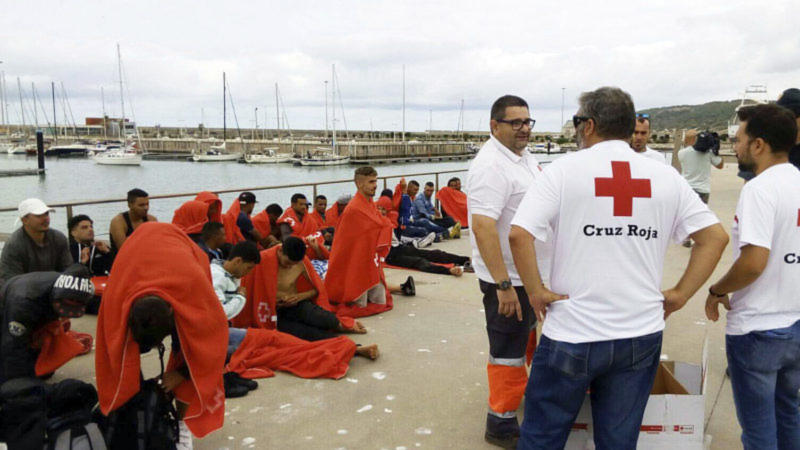 Španielsko migrácia