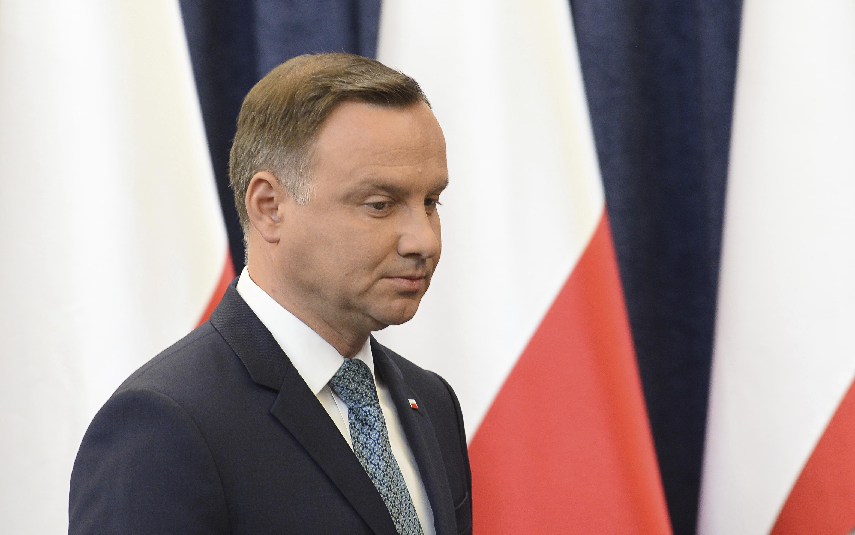 Poľsko veto