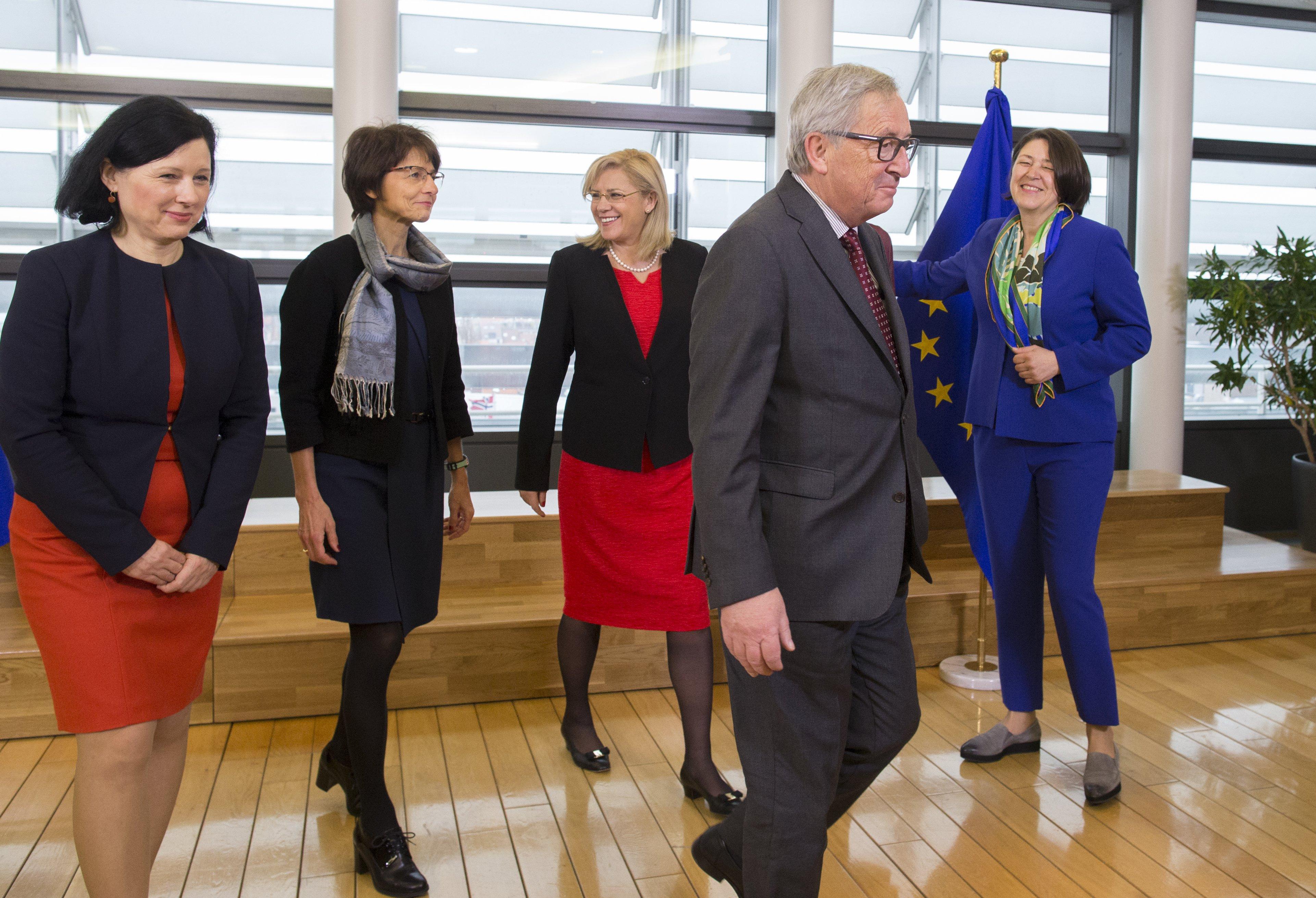ženy komisia rodová rovnosť