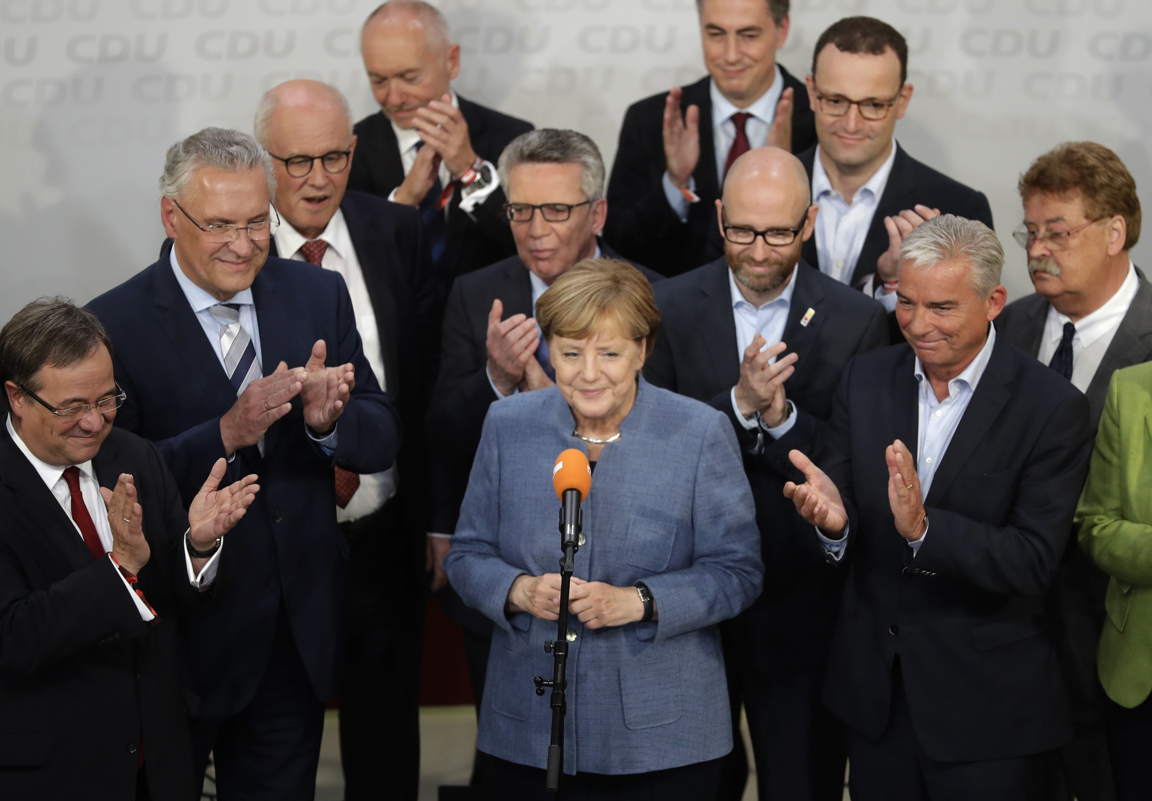nemecko voľby