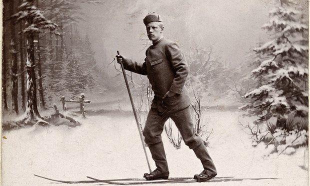 Nórsky polárnik Fridtjof Nansen