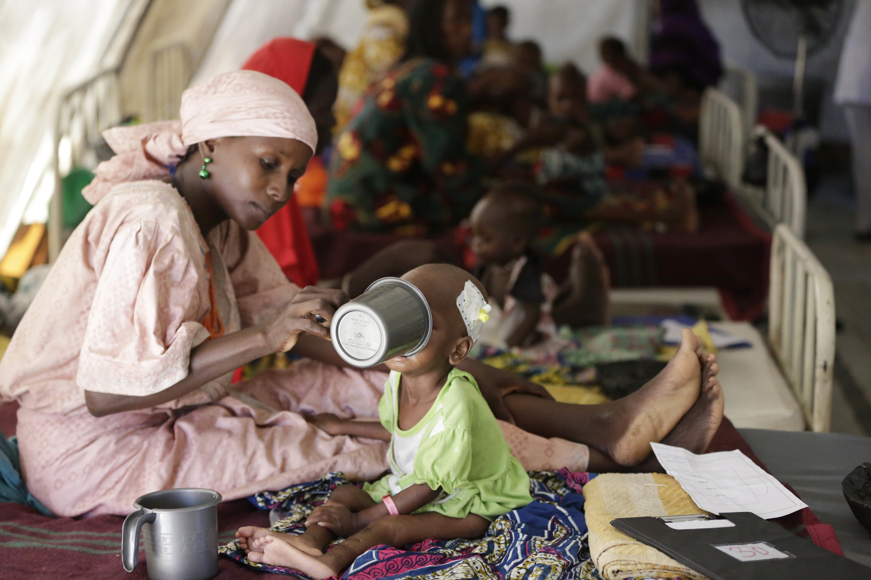 hladomor podvýživa