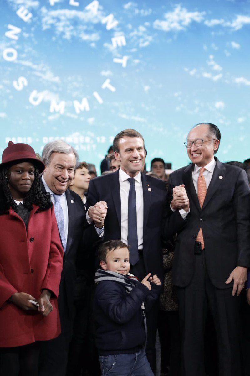 Parížsky summit o klíme