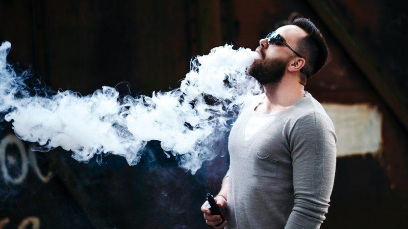 Najlepšie verejné fajčenie