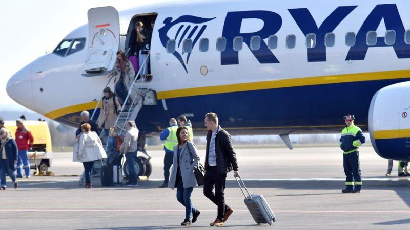 3ecf65a7d4d79 Ryanair patrí medzi desiatich najväčších znečisťovateľov – euractiv.sk